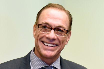Jean-Claude Van Damme à Canberra en 2016