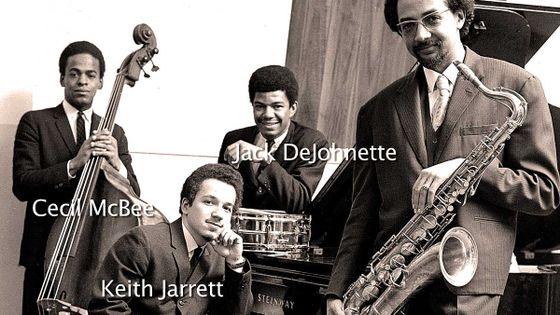 Charles Lloyd Quartet 1966