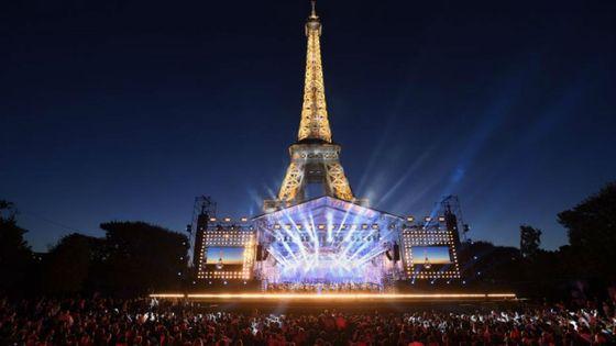 Concert de Paris 2017