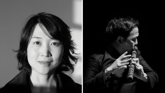 Sun Young Pahg et Hong Yoo par Philippe Stirnweiss