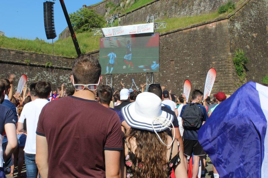 Chaque match retransmis coûte en moyenne 13 000 euros à la ville de Belfort