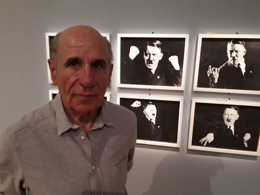 Gilles Mora, directeur artistique du Pavillon Populaire