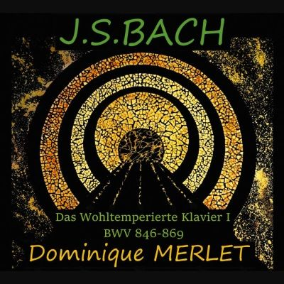 Dominique Merlet  / J.S BACH