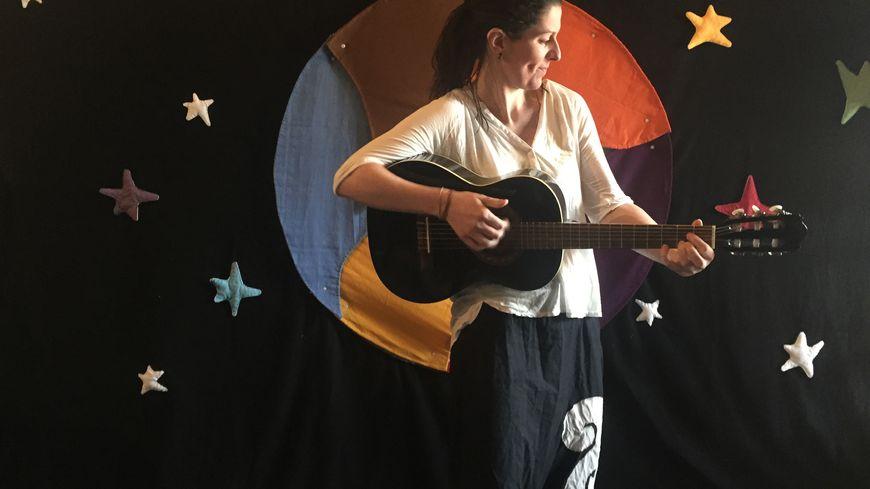 Mélyne invitée de la Playlist de Lorraine