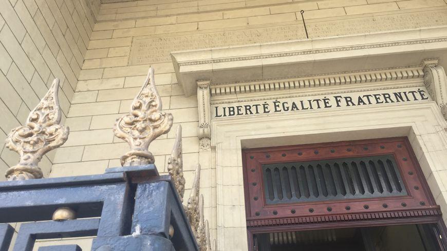Le tribunal de grande instance de Périgueux - illustration