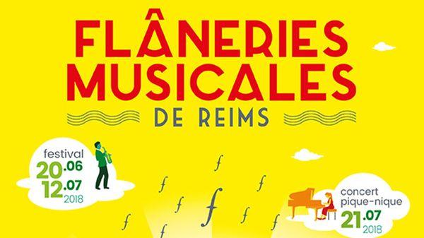 Les Flâneries Musicales de Reims - 29ème édition