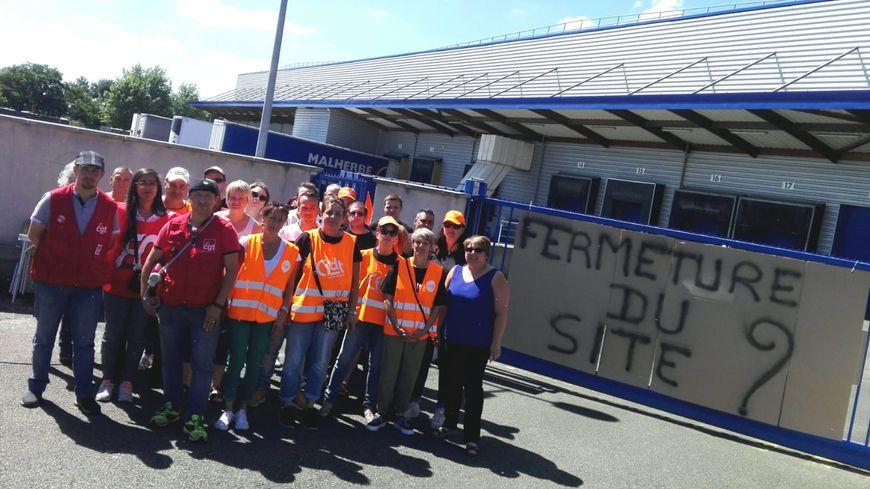 Tous les salariés de Brice, au Mans, sont en grève, ce lundi