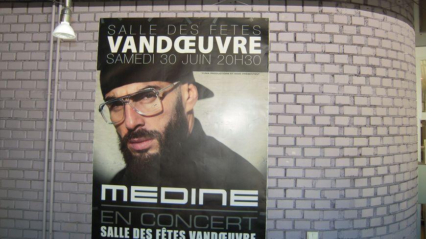 Médine se produit à Vandoeuvre pour un concert à 10 euros.