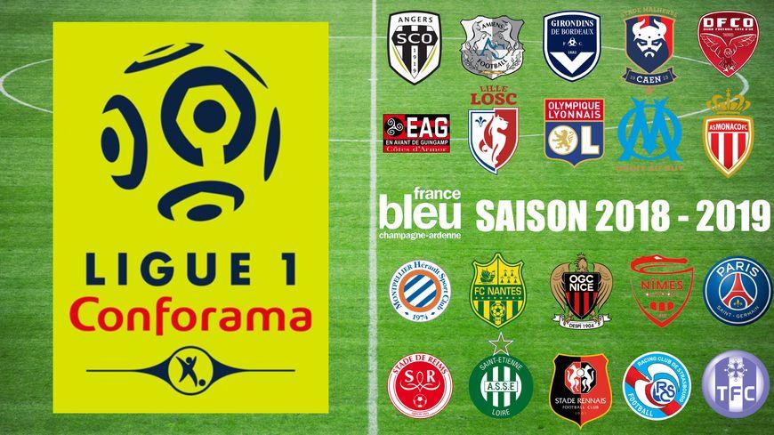 Calendrier Ligue 1 Losc.Ligue 1 Le Calendrier Du Stade De Reims Pour La Saison