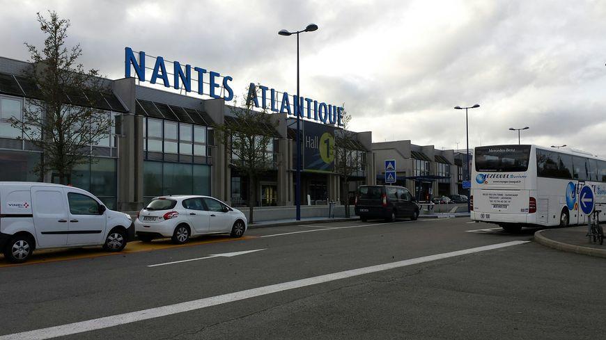 L'aéroport de Nantes Atlantique