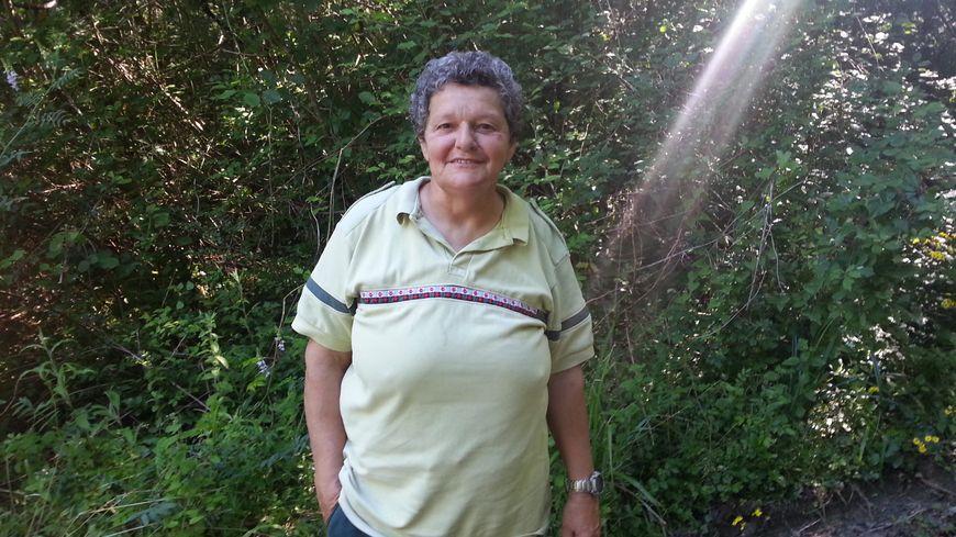 Claire dans sa forêt