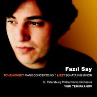Concerto pour piano n°1 de Tchaïkovski par Fazil Say