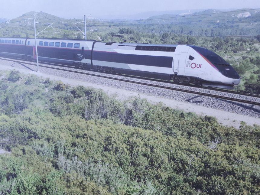 Le TGV Océane met Toulouse à 4h08 de Paris