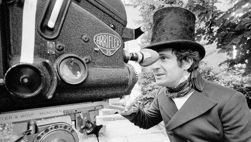 François Truffaut, l'homme cinéma