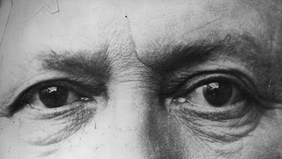 Les yeux de Charles Gounod