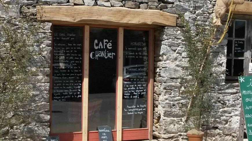 Le Café Chantier à Saint-Eloy