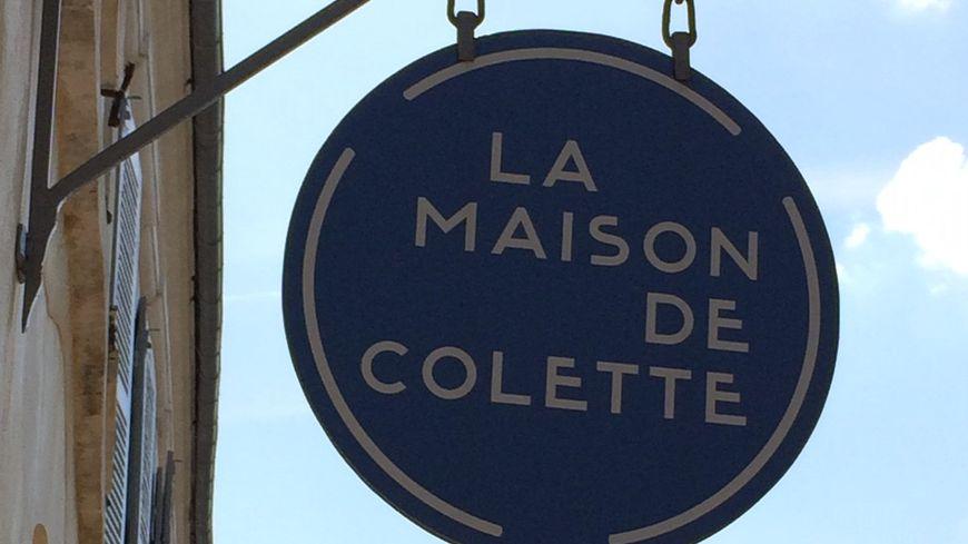 """""""La Maison Colette"""" à Saint Sauveur en Puisaye"""