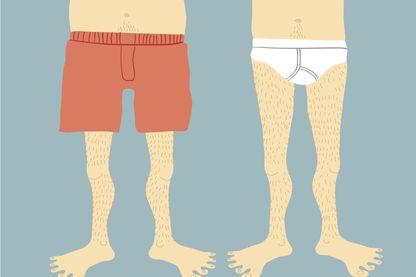 Du slip ou du caleçon, qui protège le mieux vos parties intimes ?