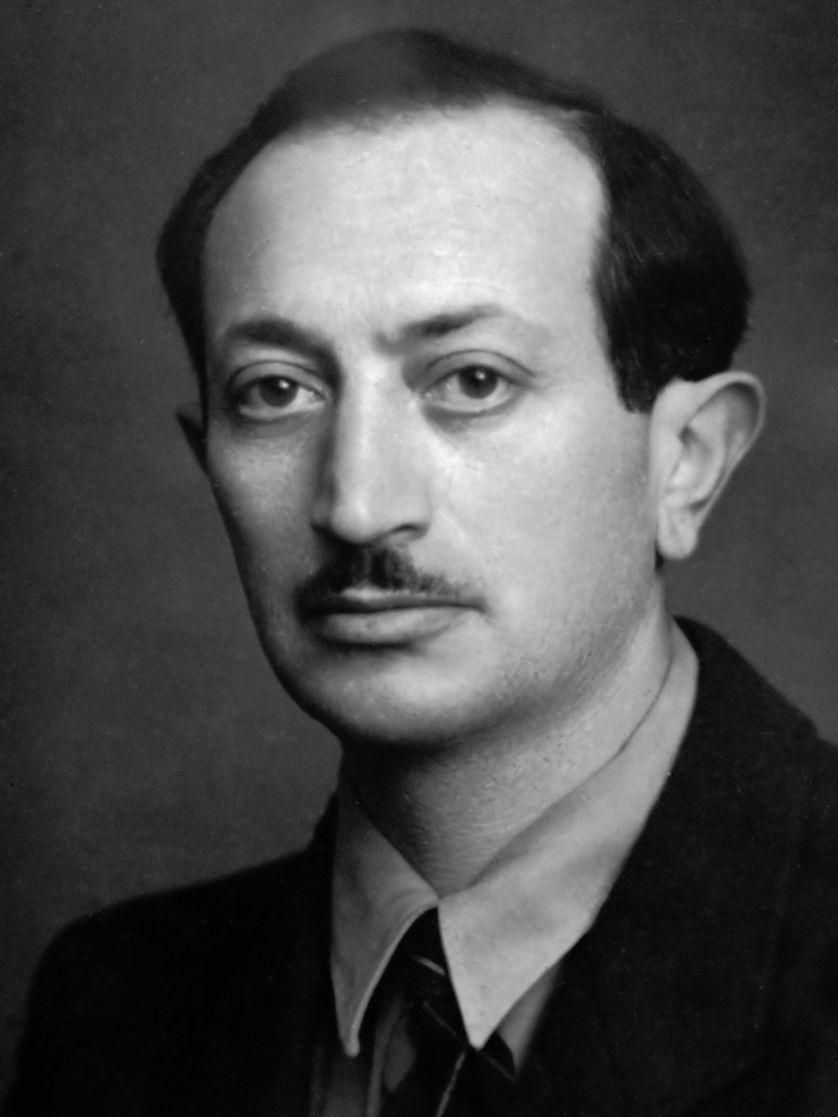 Simon Wiesenthal dans les années 40-45