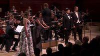 """Gounod : Tobie, quatuor """"Par la main de ce fils"""" et Invocation par Kate Aldrich, Yosep Kang..."""