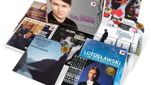 Esa Pekka Salonen, chef d'orchestre (3/5)