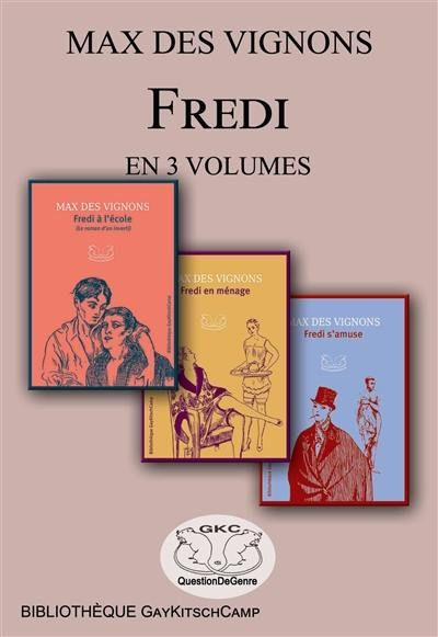Coffret Fredi, Max Des Vignons