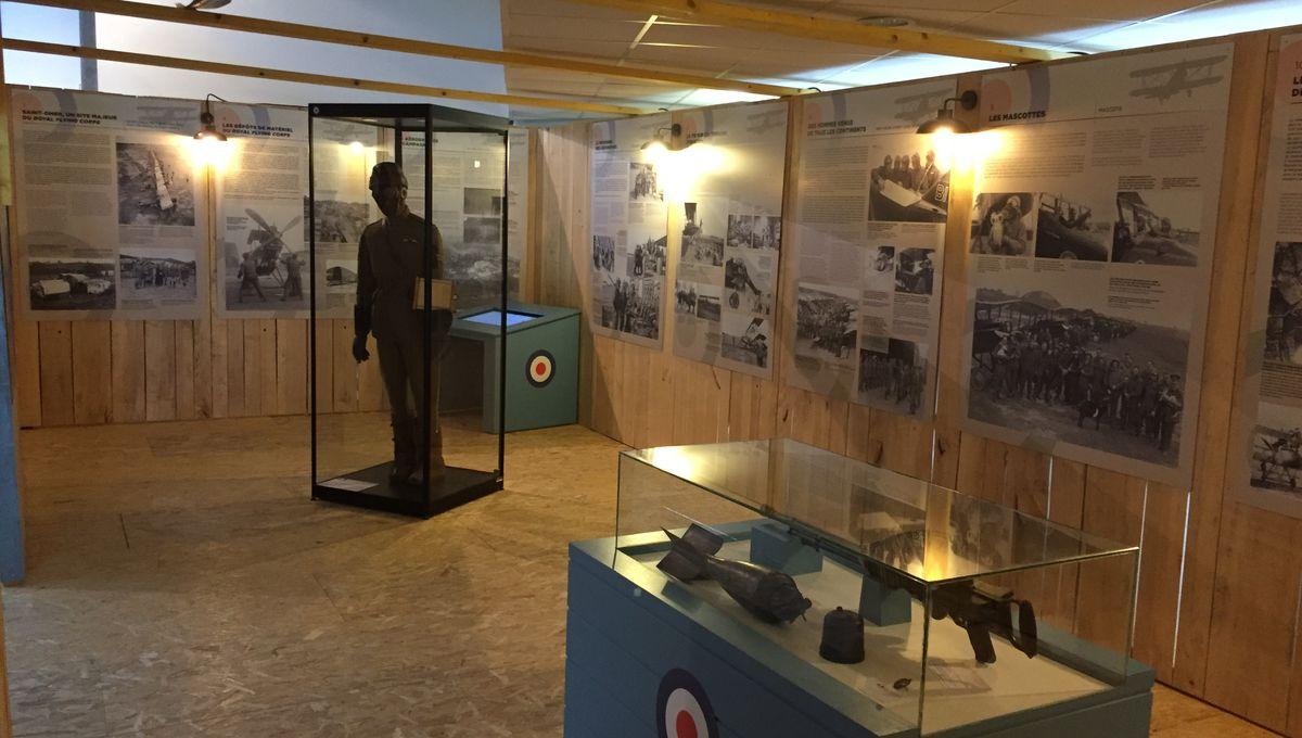 Art Et Maison Longuenesse il y a 100 ans, la royal air force naissait à saint-omer