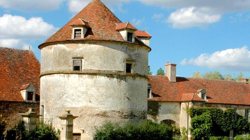 Le pigeonnier du Château d'Epoisses