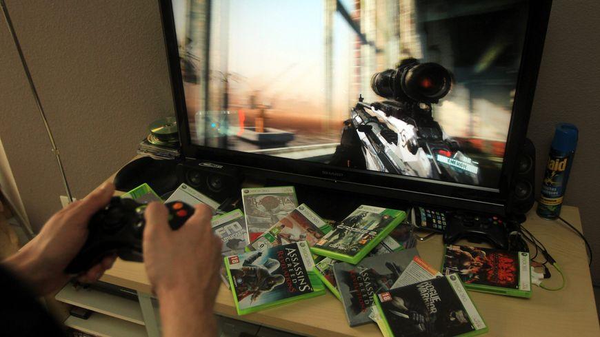 image d'illustration de jeux vidéo.