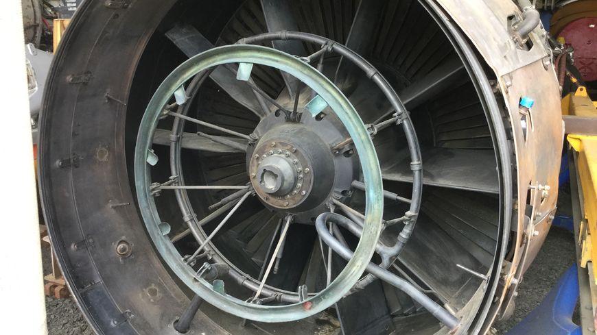 Le moteur de Concorde