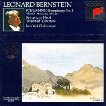 Schumann / Bernstein / New York Philharmonic