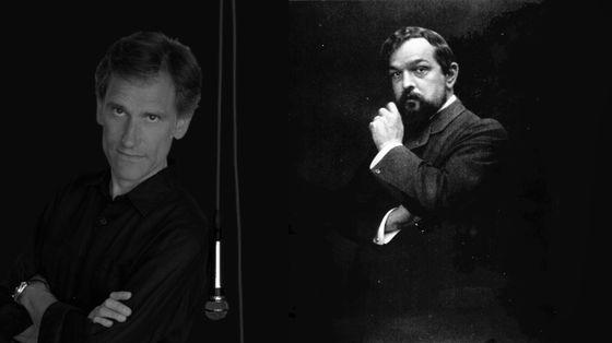 France Musique célèbre Debussy... Par Philippe Venturini : Impressions d'enfance (1/8)