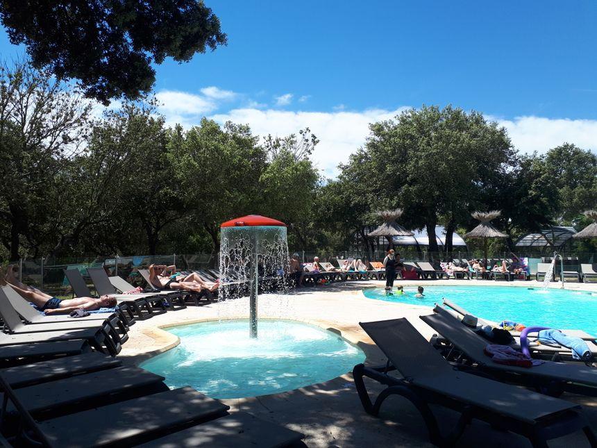 Une piscine balnéo est prévue pour le début 2020.
