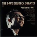 The Dave Brubeck Quartet Plays the Music of West Side Story