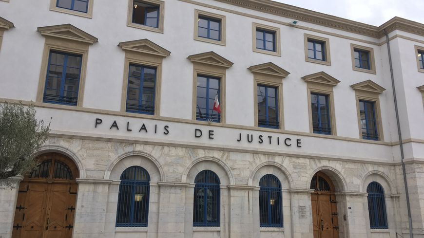 Palais de justice de Valence dans la Drôme.