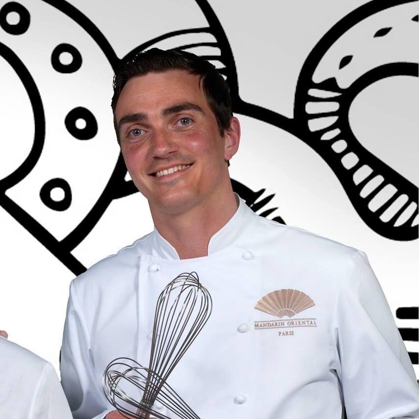 Le Chef Pâtissier Thierry Mathieu