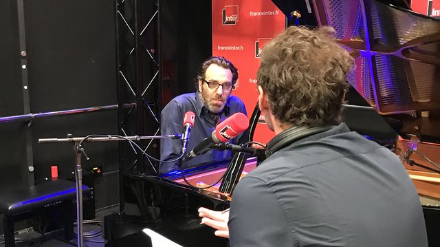 Chilly Gonzales et Augustin Trapenard