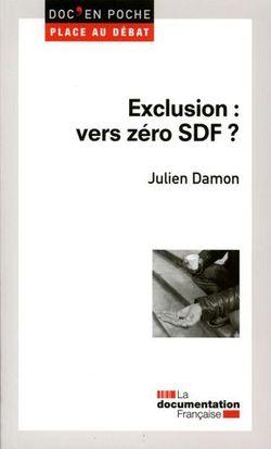 Exclusion vers zéro SDF