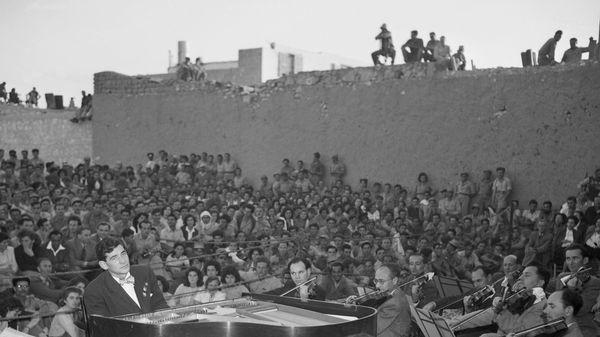 Leonard Bernstein : L'anxiété de l'après-guerre