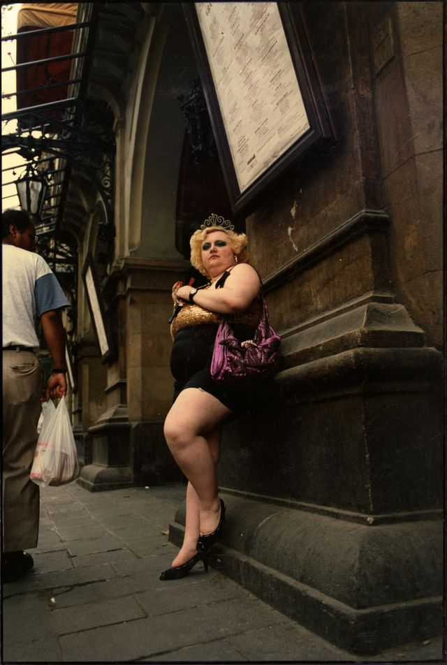 Joan Colom, Gent del carrer, 1993.