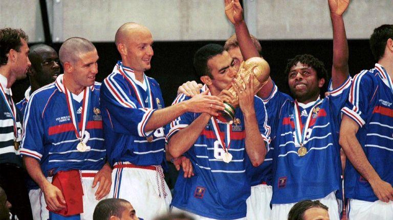 Quiz coupe du monde de foot tes vous incollable sur france 98 - France 98 coupe du monde ...