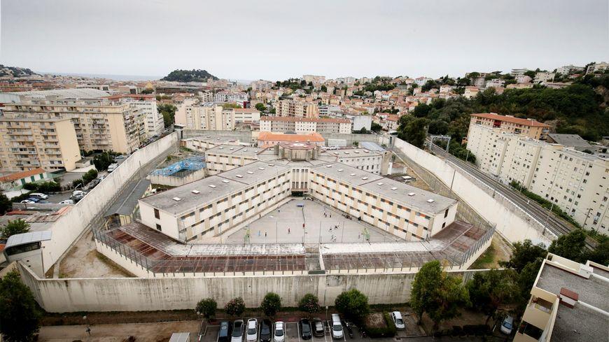 L'actuelle prison de Nice