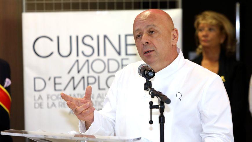 Bientot Une Ecole De Cuisine Thierry Marx A Fecamp