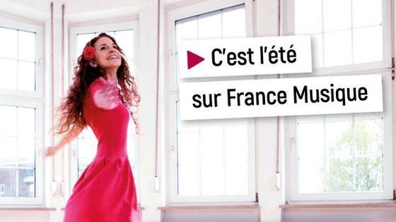 C'est l'été sur France Musique
