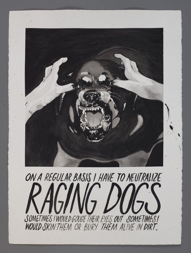 Raging Dogs