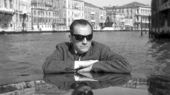 Luchino Visconti à Venise, 1956