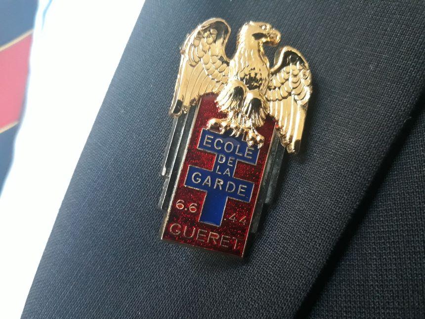 L'école de la Garde a été crée fin novembre 1943 - Radio France