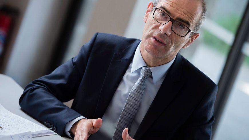 Yannick Kerlogot, le député de Guingamp pour la République en Marche
