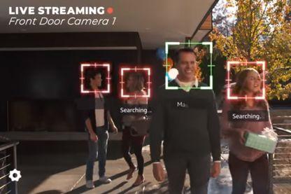 Rekognition, le logiciel de reconnaissance faciale d'Amazon, est déjà utilisé par des services de police aux Etats-Unis.