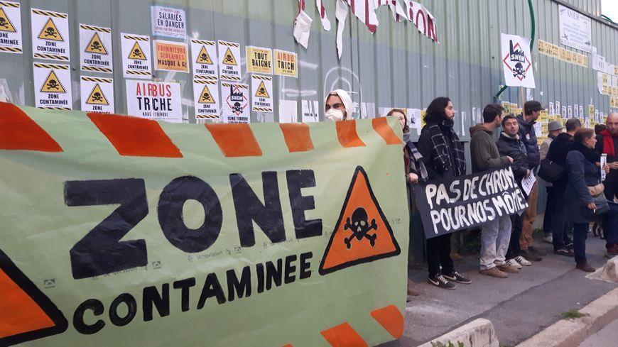 Les habitants mobilisés pour la fermeture de l'usine comptent bien surveiller la dépollution du site